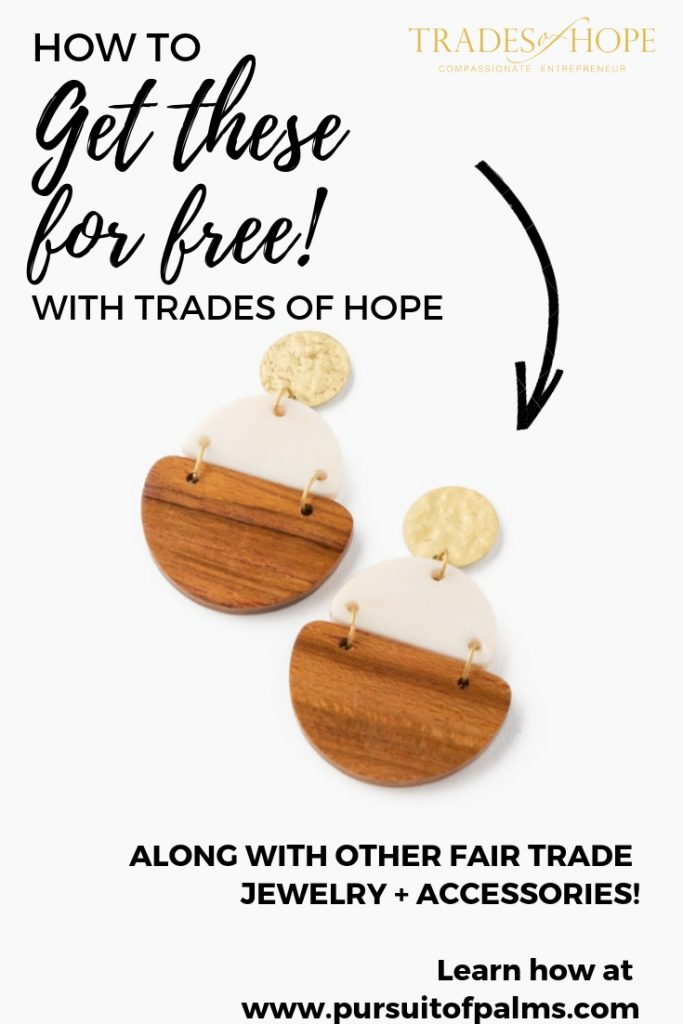 Find out how YOU can provide five life skills classes to Pakistani women escaping hardship. You will also receive a pair of the exclusive Fair Trade Trinity Drop Earrings to celebrate! Click to read and email tawnyandluke@kindredmovement.com with any questions you may have about this incentive! #tradesofhope #directsales #fairtrade #ethical