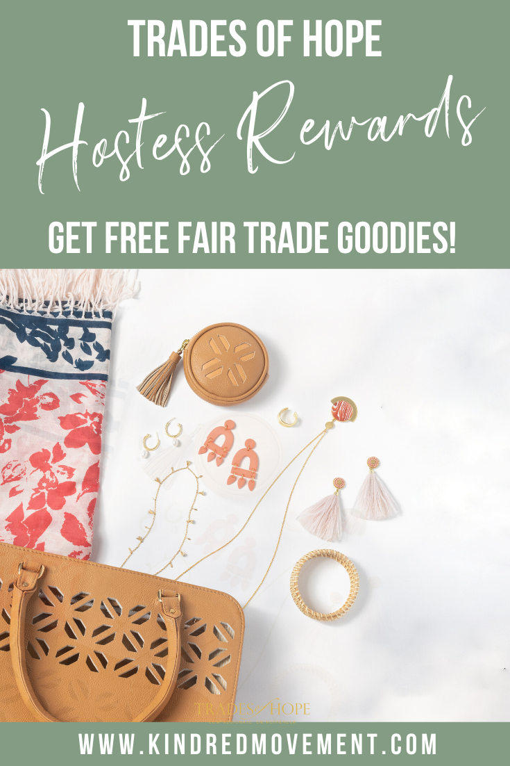Trades of Hope Hostess Rewards