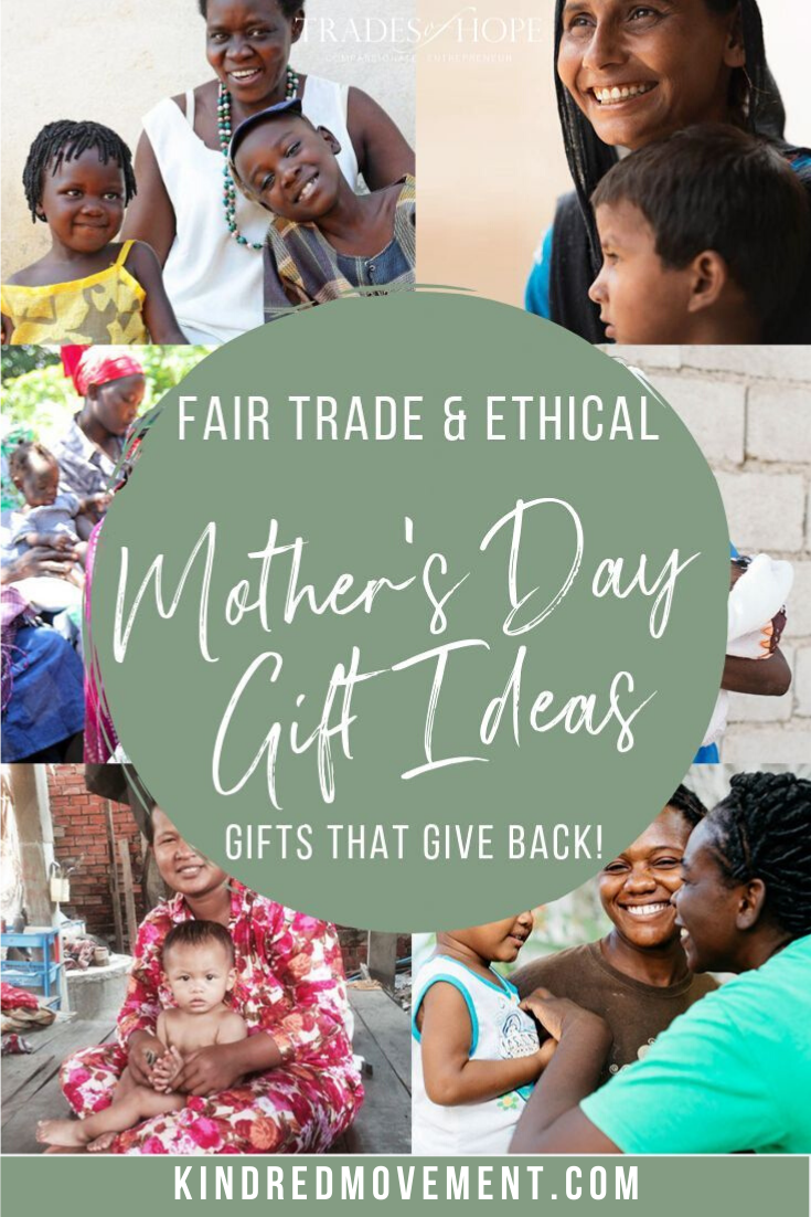 Fair Trade Mother's Day Gift Guide