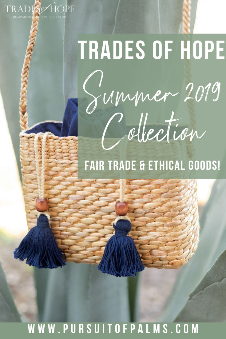 Trades of Hope Summer 2019 Collection is here! Read all about the Trades of Hope Summer Collection for 2019! Click for details on how to purchase these gorgeous Fair Trade & Ethical jewelry, accessories, and apparel pieces!