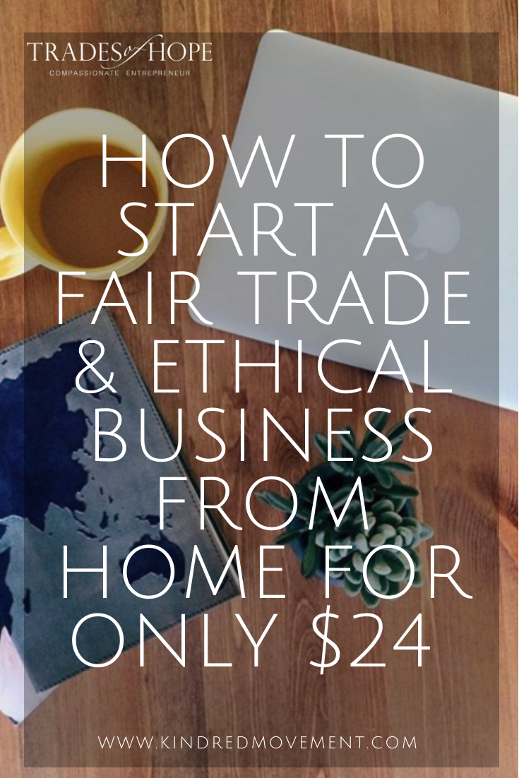 Trades of Hope Fair Trade Ethical Direct Sales Company