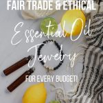 Check out my top 7 Fair Trade Ethical essential oil jewelry picks. Every purchase empowers women out of poverty! Read the blog post to see my top picks and click through to shop the Essential Oil Diffuser Jewelry! #fairtrade #ethical #essentialoils #diffuserjewelry#ecofriendly #empoweringwomen #endpoverty #handmade #handcrafted #tradesofhope